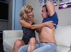 Tramp mature granny